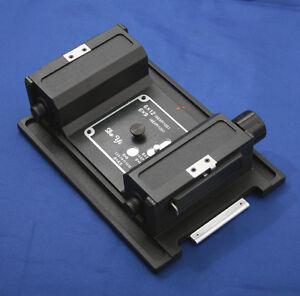 6x17 Roll Film Holder for 4x5 View Cameras - YouTube