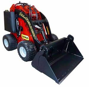 DINGO hire (attachments excluded) Padstow Bankstown Area Preview