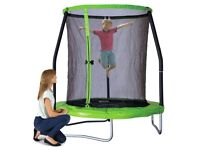 Chad valley trampoline 6ft brand new boxed