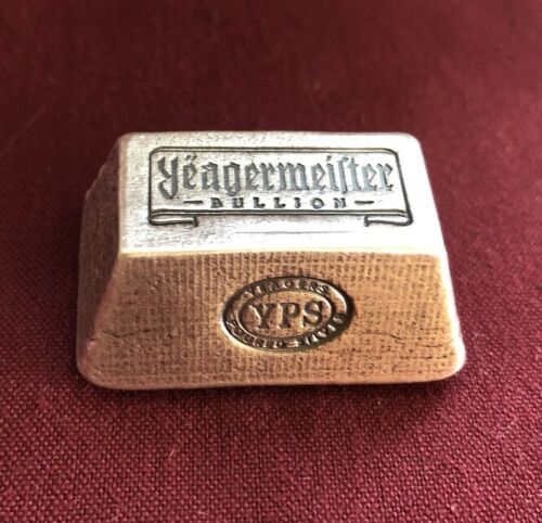 """5oz Yeagermeister Bullion """"Truncated Pyramid"""" by Yeager"""