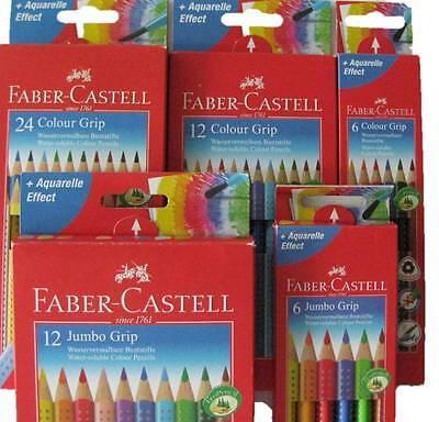 Grip Colour Grip 6er 12er 24er Buntstifte Set Farbstifte 12 (Faber Castell Buntstiften)