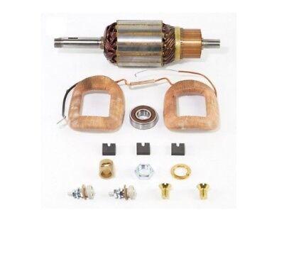 Ih Farmall Cub Tractor 6v Delco Generator 1101355 1101423 Master Repair Kit