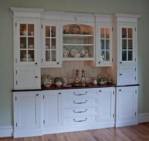 Wood and MDF Cabinet Doors/ Refacing cabinets Peterborough Peterborough Area image 1