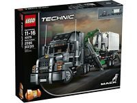 NEW Lego Technic Mack Anthem Truck 42078 (new & sealed)