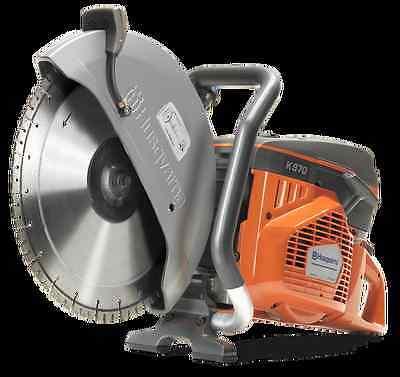 Husqvarna K970 16 Powercutter Concrete Cutoff Saw - Blade Not Included