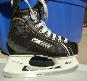 Bauer One05 Light Speed Pro Skates 3R London Ontario image 1