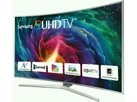 "SAMSUNG 55"" SUHD SUPER 4K SMART WIFI HDR TV HD FREEVIEW FREESAT."