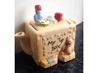 My Toy Box Teapot
