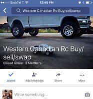 Western Canadian rc