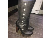 Genuine UGG Boots (Quality leather knee high)