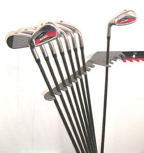 NEW XDS REACT IRONS. LH