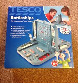 FREE Battleships strategy game