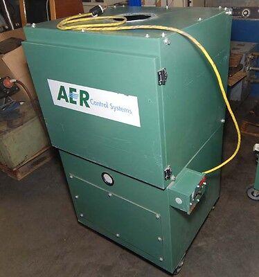 Aer Control Systems Portable Fume Collector Inv.25346