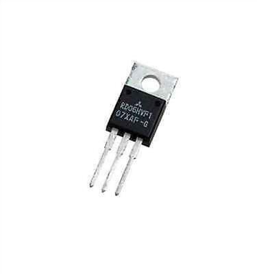 5pcs Transistor Rd06hvf1 Mitsubishi Rf Power Mosfet To-220 New Ic Zx