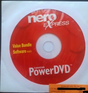Nero Express Power DVD with a key