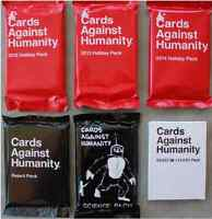 Cards Against Humanity Expansion Pack Lot