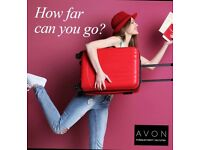 How far can you go with Avon