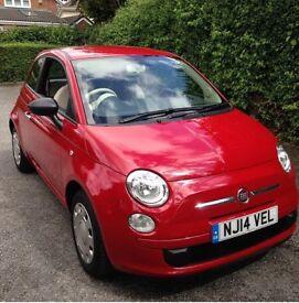 Fiat 500 1.2 Pop 2014 (14 Plate) - £4,200 (O.N.O.) - Low Mileage