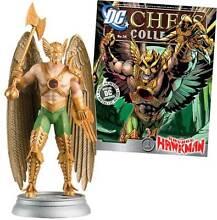 SAVAGE HAWKMAN DC CHESS FIGURE & MAG #56 JUSTICE LEAGUE DC COMICS Molendinar Gold Coast City Preview