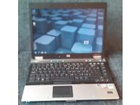 Hp 6930. Fast 3Gb ram, core 2 duo, Windows 7 and office