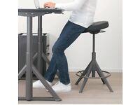 Brand new IKEA adjustable stool