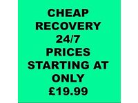 Recovery truck, Cheap recovery, towing London 24/7, tow truck, car breakdown services. CALL US FREE