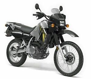 I Want stock KLR windscreen - Trade for my taller one ?