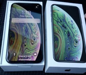 BRAND NEW IPHONE X FOR SALE BLACK 64gb