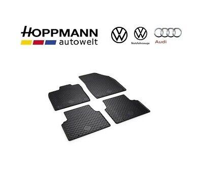 NEU VW ID ID.3 ID3 Zubehör Gummimatten PLUS SET 4-teilig vorn und hinten TOP