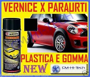Vernice spray nera colore nero per plastica auto moto - Vernice plastica per muri esterni ...