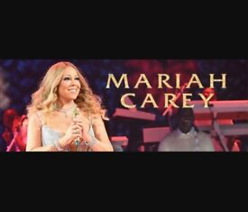 Mariah Carey - All I Want For Christmas Tour