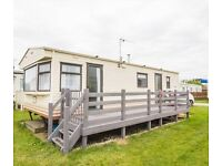 Cosalt resort super 2 bedroom sited static caravan