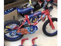 Boys First Spider-Man Bike