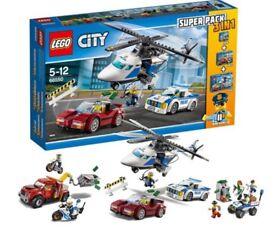 LEGO 66550 super pack 3in1 set. Huge NEW