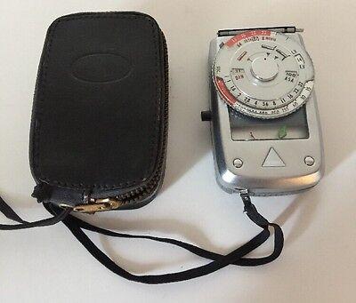 Измерители света Vintage Sekonic Light Reader