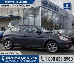 2008 Hyundai Accent GL Sport BC OWNED
