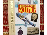 Illustrated Encyclopedia of Inventions, Growing Up with Science
