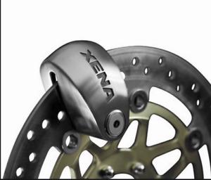 Xena XX-6 Disc Lock avec Alarme pour motocyclette