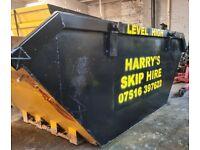 Harrys skip hire