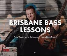 Learn to play Bass Guitar! Mount Gravatt Brisbane South East Preview