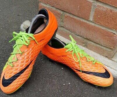 Nike Hypervenom Phantom 3 Elite Pro SG UK8.5 Mens Football Boots Studs
