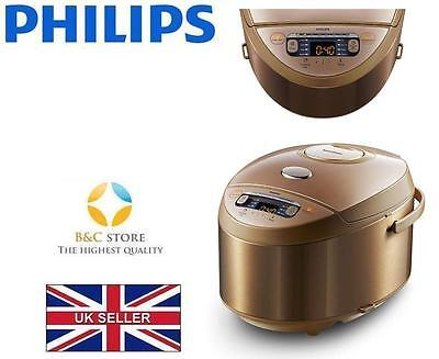 ~ NEW Philips HD3167/71 multicooker stainless steel silicone glove yoghurt cup ~
