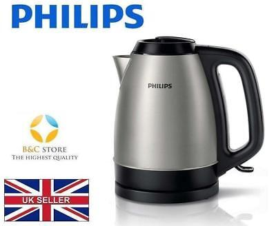 Brand NEW best Philips HD9305/21 Kettle 2200W 1.5L Stainless Steel brushed