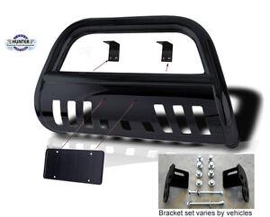 2007-2014 Chevy Chevrolet Suburban / Tahoe  front push Bull Bar in Black