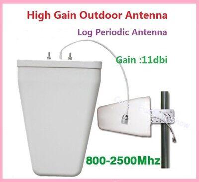 Mobilfunk-Profi-Richt-Antenne 800 -2500 MHz 11 dBi