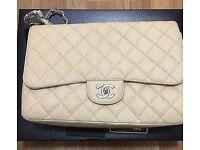 Stunning Chanel classic handbag