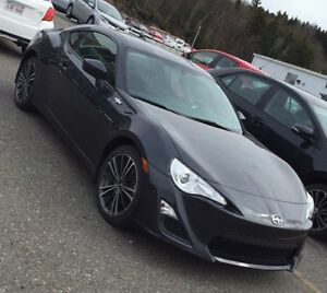 2015 Scion FR-S Coupe (2 door) Auto