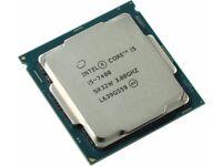 New i5-7400 CPU Processor intel
