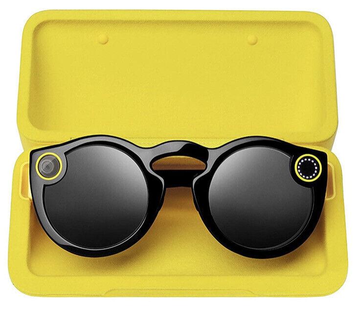 Snapchat Spectacles Black Glasses BRAND NEW