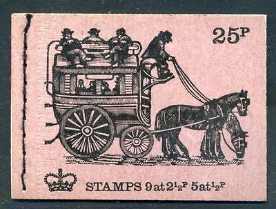 DH39 25p Booklet Veteran Transport 1. Knifeboard Omnibus ~ FEBRUARY 1971
